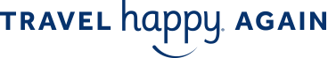 Travel Happy Again Logo