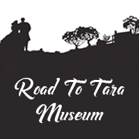 Road to Tara Museum, Official home to Gone With the Wind Logo