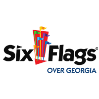 Six Flags Over Georgia Logo