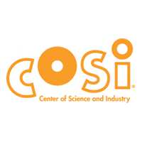 COSI, Center of Science and Industry Logo