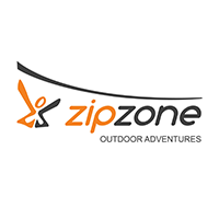 ZipZone Outdoor Adventures Logo