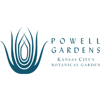 Powell Gardens, Kansas City's Botanical Garden Logo
